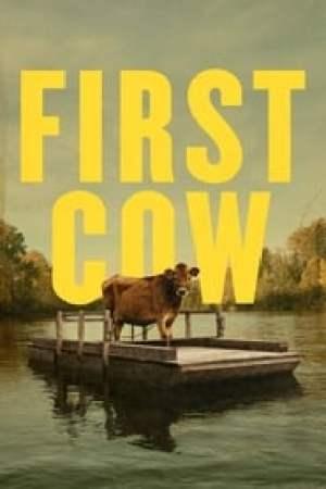 Portada First Cow