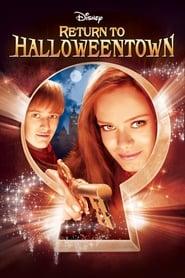 poster Return to Halloweentown