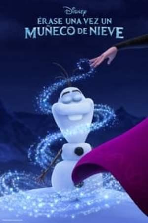 Portada Érase una vez un muñeco de nieve