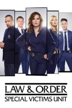 Portada Ley y orden: unidad de víctimas especiales
