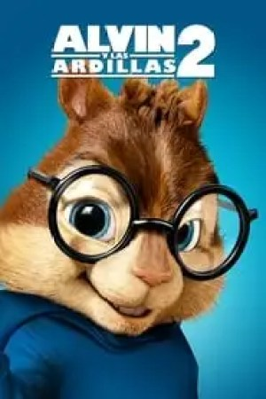 Portada Alvin y las ardillas 2
