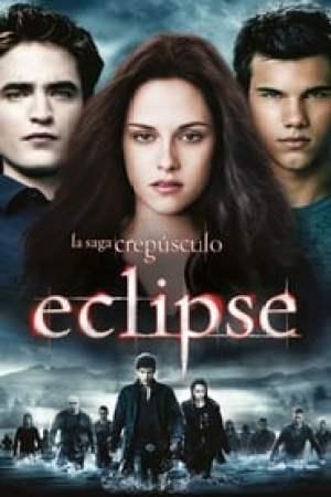 Portada La saga Crepúsculo: Eclipse
