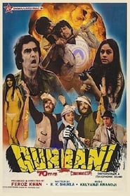 Qurbani 1980 Hindi Movie Sony WebRip 400mb 480p 1.2GB 720p 3GB 1080p