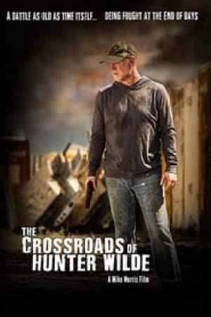Portada The Crossroads of Hunter Wilde