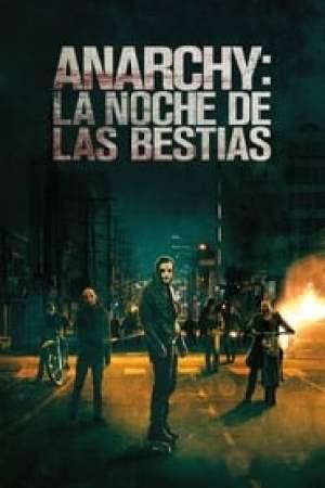 Portada Anarchy: La noche de las bestias