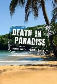 Crimen en el paraíso Portada