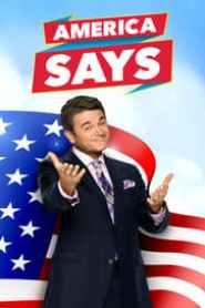 poster America Says