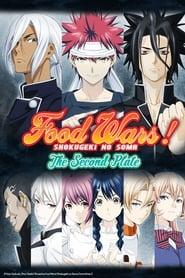 Food Wars! Shokugeki no Soma: Temporada 2