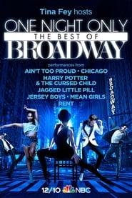 Imagen de One Night Only: The Best of Broadway