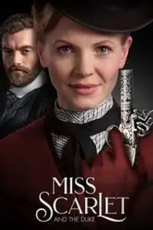 Portada Miss Scarlet and the Duke