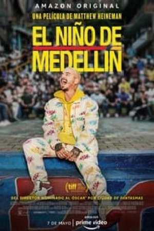 Portada El niño de Medellín