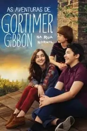Portada La Vida De Gortimer Gibbon En Normal Street