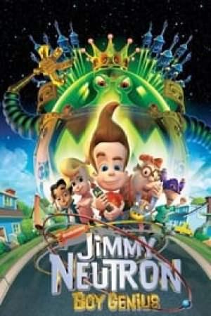 Portada Jimmy Neutron: El niño inventor