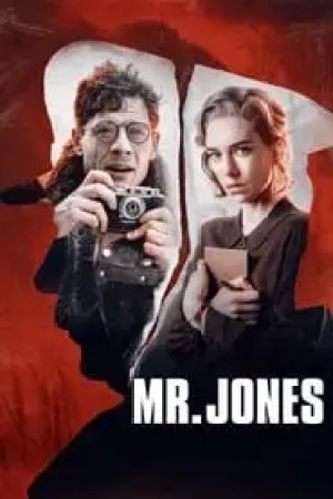 Portada Mr. Jones