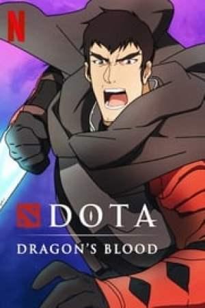 Portada Dota: Sangre de dragón