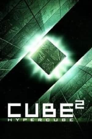 Portada Cube 2: Hypercube