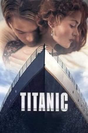Portada Titanic