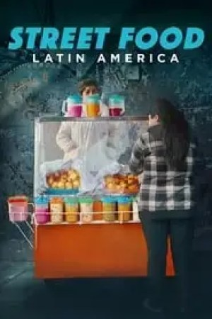 Portada Street Food: Latinoamérica