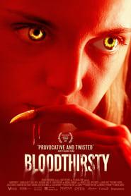 Poster de Bloodthirsty (2021)