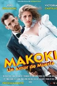 Poster de Makoki Un Amor de Muerte (2021)