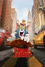 Poster de Tom y Jerry (2021)