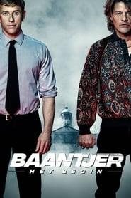 Poster de Baantjer The beginning (2019)