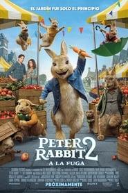 Poster de Peter Rabbit 2: A la fuga (2021)