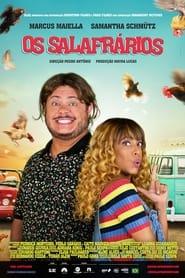 Poster de Dos sinvergüenzas (2021)