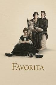 Poster de La favorita (2018)