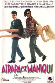 Poster de Atrapa ese maniquí (1991)