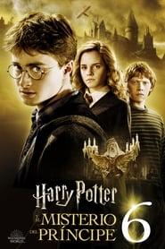 Poster de Harry Potter y el misterio del príncipe (2009)