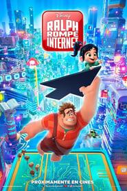 Poster de Ralph rompe Internet (2018)