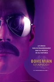 Poster de Bohemian Rhapsody: La historia de Freddie Mercury (2018)