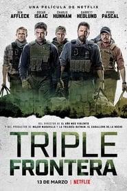 Poster de Triple Frontera (2019)