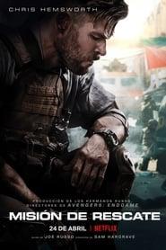 Poster de Tyler Rake (2020)
