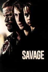 Poster de Savage (2020)