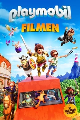 Le Grand Bain Streaming Vf : grand, streaming, KRJ(BD-1080p)*, Playmobil:, Filmen, Streaming, Norway, Undertittel, ScilXoiCZA
