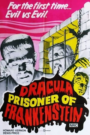 Dracula, Prisoner of Frankenstein