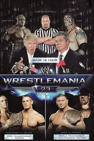 Image WWE WrestleMania 23