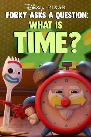 Image Forky Asks A Question: What Is Time?