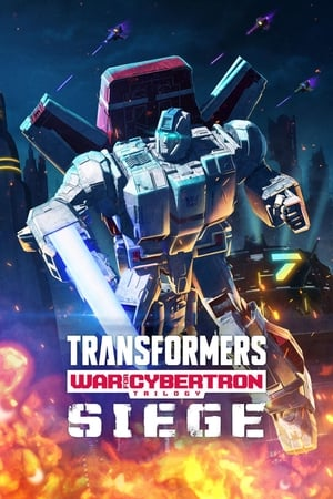 Image Transformers: War for Cybertron: L'assedio