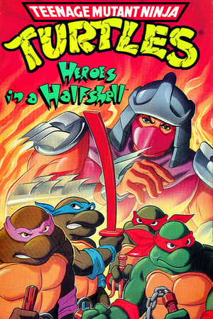 Image Teenage Mutant Ninja Turtles: Heroes in a Halfshell