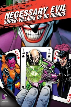 Image Necessary Evil: Super-Villains of DC Comics