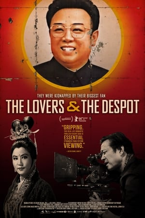 Poster The Lovers and the Despot 2016