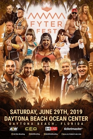 Image AEW Fyter Fest 2019