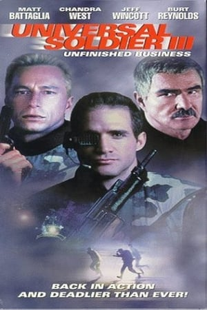 Image Universal Soldier III: Unfinished Business