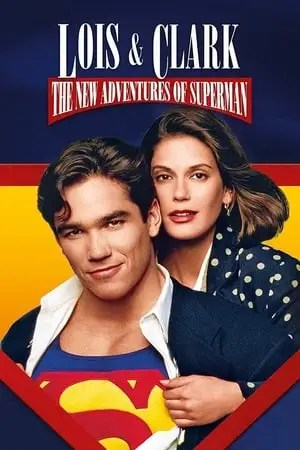 Poster Lois & Clark: The New Adventures of Superman 1993