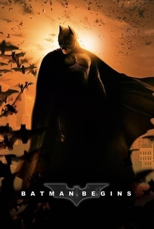 Poster Batman Begins 2005