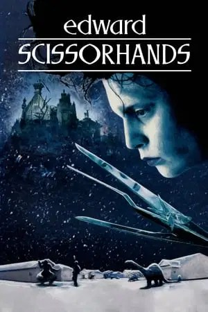 Image Edward Scissorhands