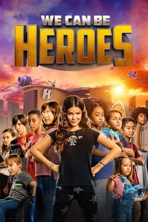 Poster We Can Be Heroes 2020